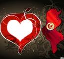 tunisie coeur