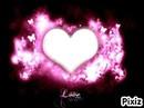 Coeur en flames. <3 <3 <3