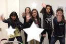 meninas de chiquititas dançando anitta kkk