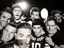 but first let me take a selfie white 1D
