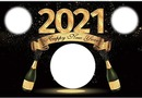 3 photos new year 2021