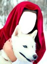 "Red Riding Hood With The Wolf ""Face"""