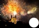 feux d'artifice Lyon
