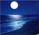 plage de nuit