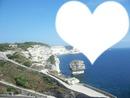 Vacances Corse grain de sable