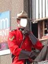 Police Montée Canadienne