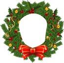 Couronne de Noël