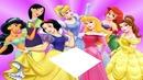 Les 7 Princesses + Losange Difforme