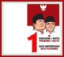 PRABOWO HATTA INDONESIA SATU