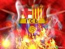 barcelona en llamas