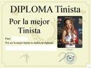 Diplomas de tini