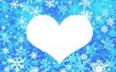 coração neve