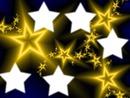 mes 5 étoiles filantes