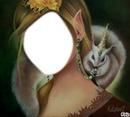 femme elfe