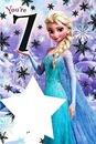 anniversaire 7 ans reine des neiges