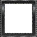 cadre noir carré