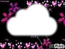 nuage de fleur