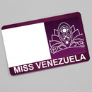 Miss Venezuela Card