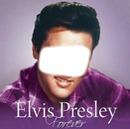 Elvis visage face 1