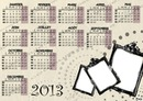 Calendrier 2013♥