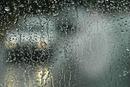 lluvia y Dios nos  acompaña