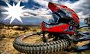 Motocross (Casque / Roue)