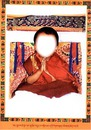 enfant bouddhiste