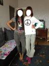 Nadija Slioska und Denise <3