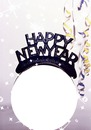Couronne Happy New Year