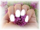 lilas et ongle