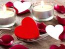 la bougie d'amoure
