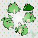Rana green