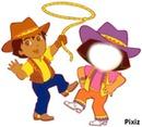 Diego & Dora
