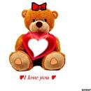 nounours I love you