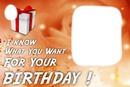Birthday gift 1