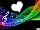Note Musique Coeur