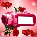camescope rouge 1 photo