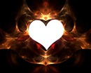 coração de fogo