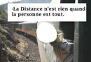 amour a distance