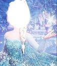 Elsa's face
