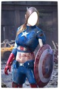 Captain America femme