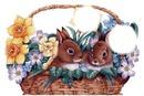 panier aux lapins