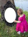 Cc niña con espejo