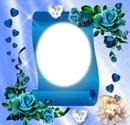Parchemin bleu