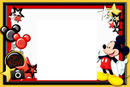 Moldura Mickey
