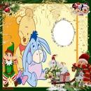 Joyeux NOËL Winnie & Bourriquet