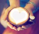 Coffee mit Herz