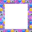 emoji cámara