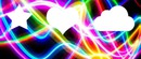 eli o portada de colores de nube corazon estrella