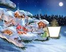petite souris chez le Père Noel